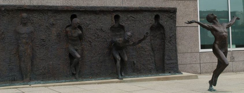 Freedom by Zenos Frudakis